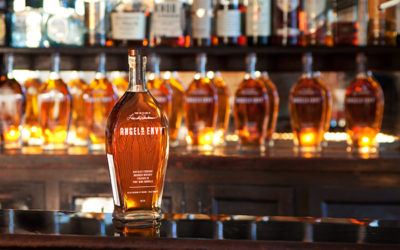 A Toast to Bourbon Heritage Month with Angels Envy