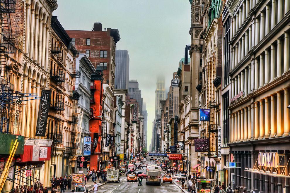 NYC Spotlight: SoHo Shopping Guide