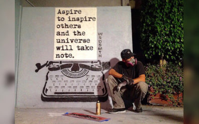WRDSMTH's I'd Like To Have a WRD With You – His First SOLO show
