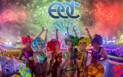 Insomniac Reveals Monumental Lineup For 22nd Annual Electric Daisy Carnival Las Vegas