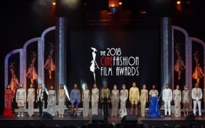 Now Announcing… The Winners of the 2018 CinéFashion Film Awards!