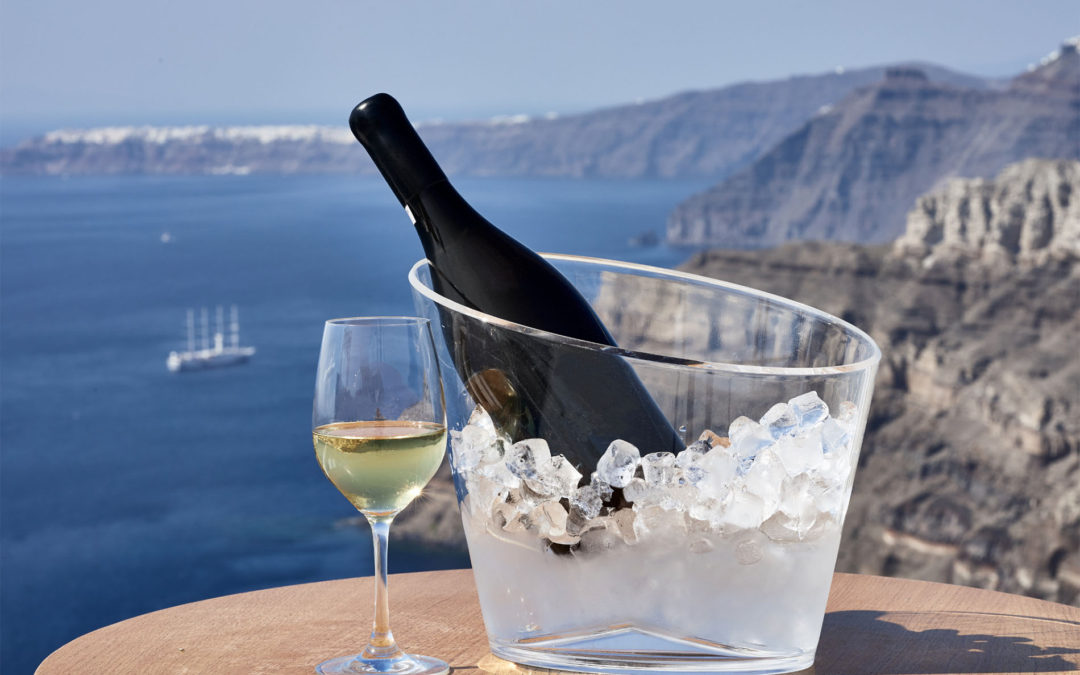 An afternoon with Santorini Volcanic Terroir