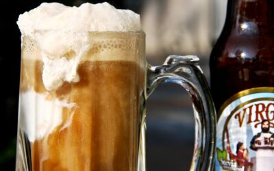 Celebrate National Root Beer Float Day (August 6th) with Virgil's