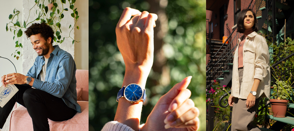 Solios watches will stand the test of time with an ethical and environmental conscience